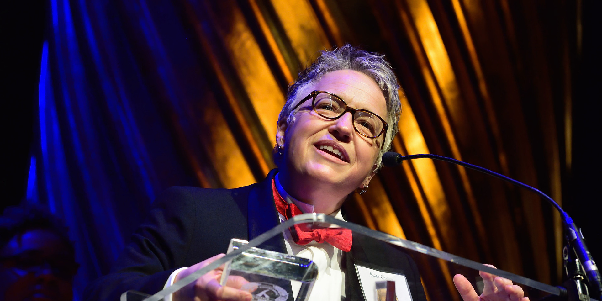 Kate Carroll de Gutes, LAMBDA Literary Awards, 2016