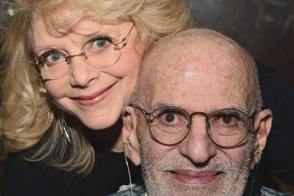 Mary Fisher and Larry Kramer