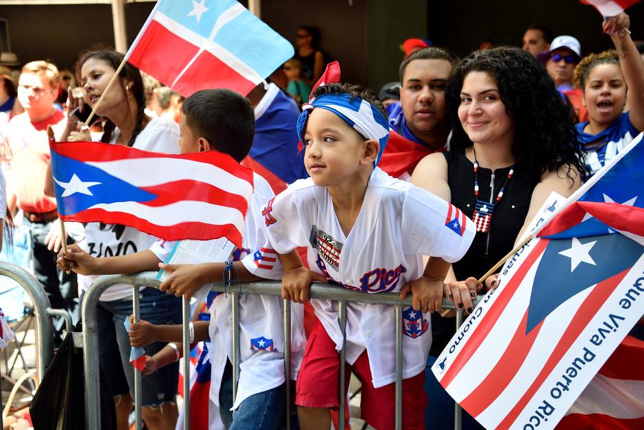 Puerto Rican Day Parade, 2016