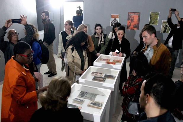 Christine Eyene présente l'exposition George Hallett