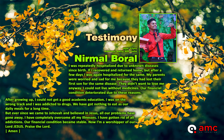 Nirmal Boral