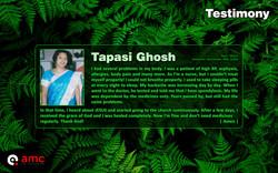 Tapasi Ghosh