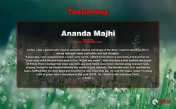 Ananda Majhi