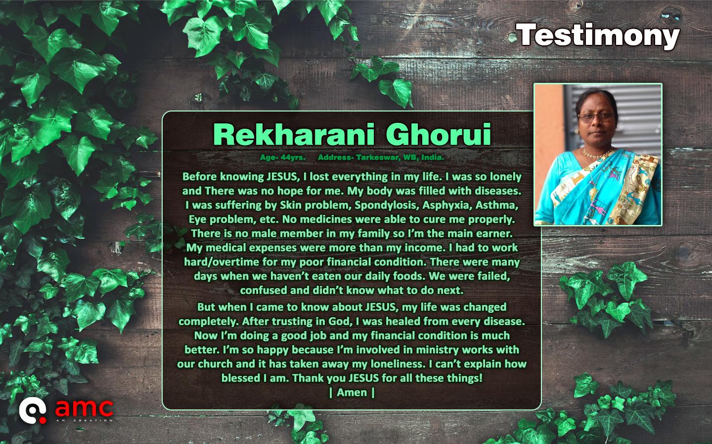 Rekharani Ghorui