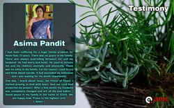 Asima Pandit