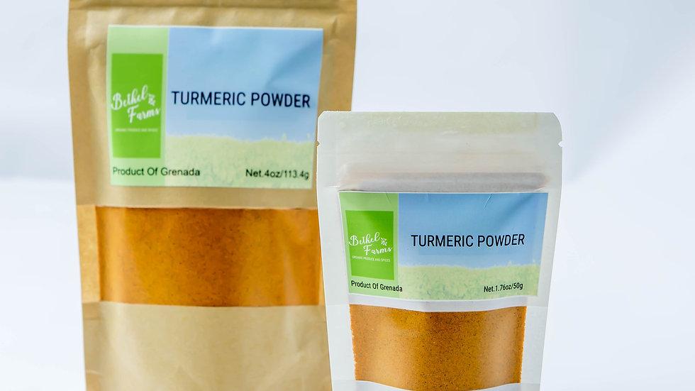 Ground Turmeric Powder