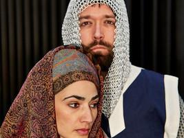 Arabian Shakespeare Fest in SF revives Betty Shamieh Crusades play