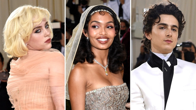 In America: A Lexicon in Fashion - Met Gala 2021