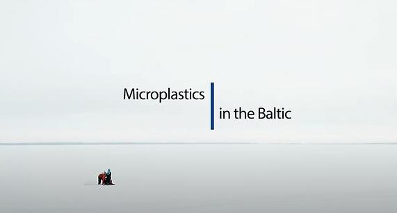 Microplastics in the Baltic