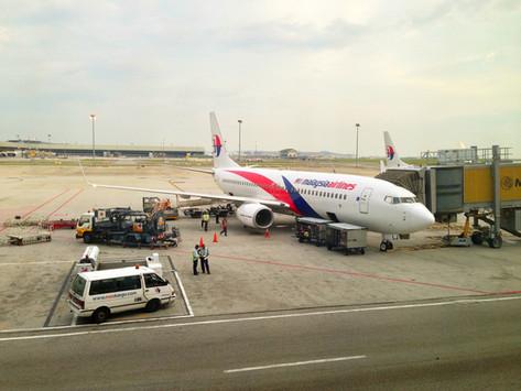 REVIEW:  Malaysia Airlines Business Class Phuket - Kuala Lumpur - Singapore