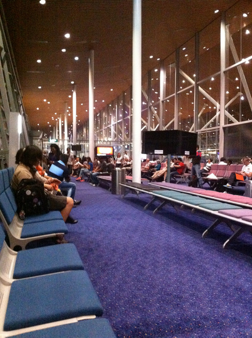 REVIEW:  Lufthansa Business Class Kuala Lumpur - Bangkok