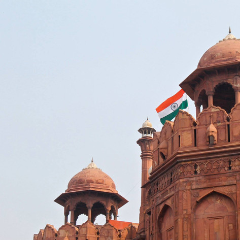 PHOTO:  Top Sights in Delhi, India Part 2 (Red Fort, Humayun's Tomb, Lotus Temple, Jantar Mantar