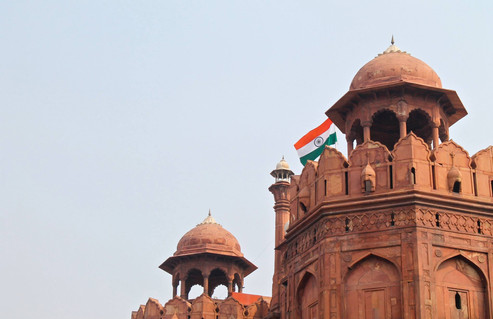 PHOTO:  Top Sights in Delhi, India Part 2 (Red Fort, Humayun's Tomb, Lotus Temple, Jantar Mantar
