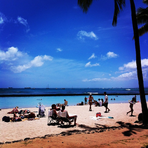 DESTINATION:  Moana Lani Spa (Honolulu, Hawaii)