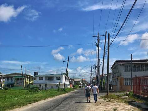INFO: A Gay Guy's Guide to Georgetown, Guyana