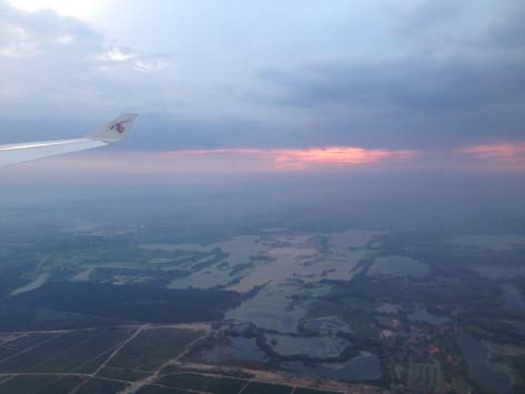 REVIEW:  Qatar Airways Economy Class Phuket - Kuala Lumpur