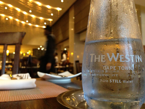 REVIEW:  Westin Cape Town