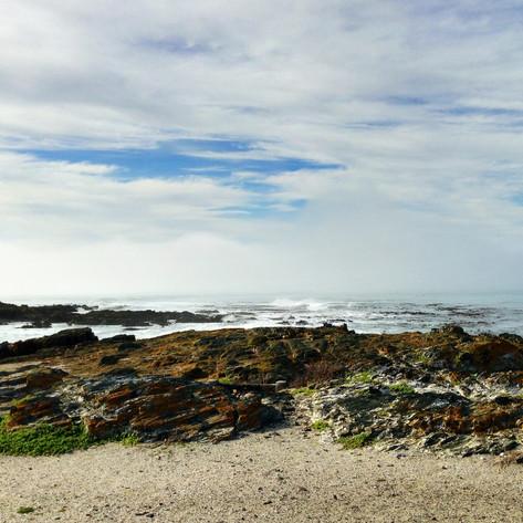 DESTINATION:  Raindrops & Redemption - Visiting Robben Island