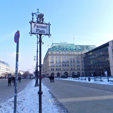 PHOTO:  Winter In Berlin