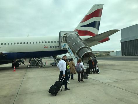 "REVIEW:  British Airways ""Buy On Board"""