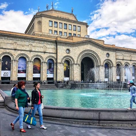 INFO:  A Gay Guy's Guide to Armenia