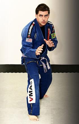 Jon Budd, Jiu-Jitsu, Valley Martial Arts Center