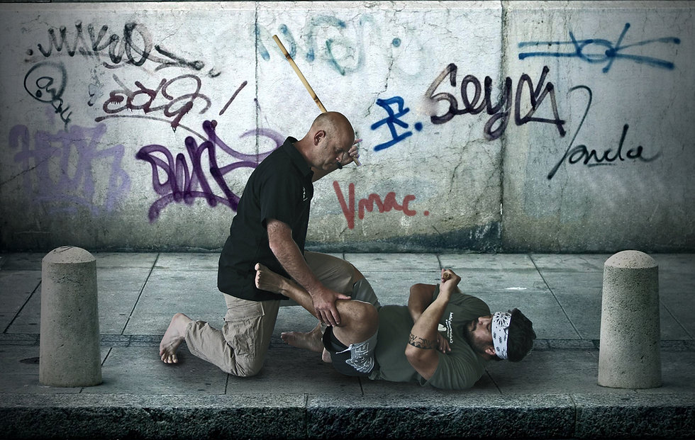 Kali, Philpino Stick fighting