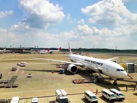 REVIEW:  Japan Airlines Economy Class Tokyo Narita - Singapore