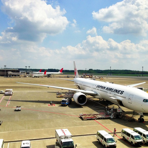 REVIEW:  Japan Airlines Economy Class Tokyo Narita - Singapore
