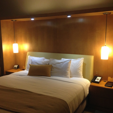 REVIEW:  Intercontinental Chicago O'Hare