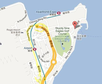REVIEW:  Marriott SkyCity Hong Kong