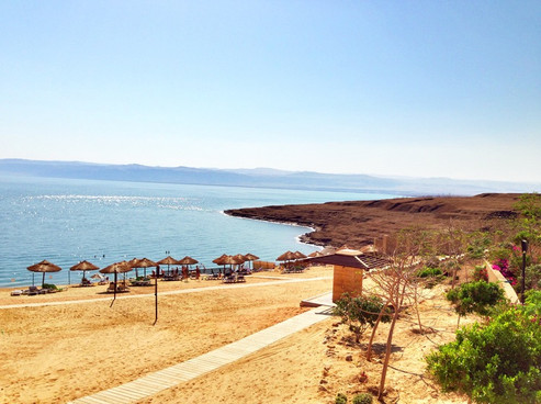 REVIEW:  Holiday Inn Dead Sea