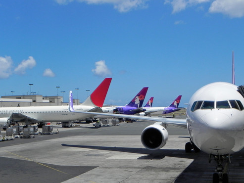 REVIEW:  Hawaiian Airlines First Class (Honolulu - Kahului, Oahu)