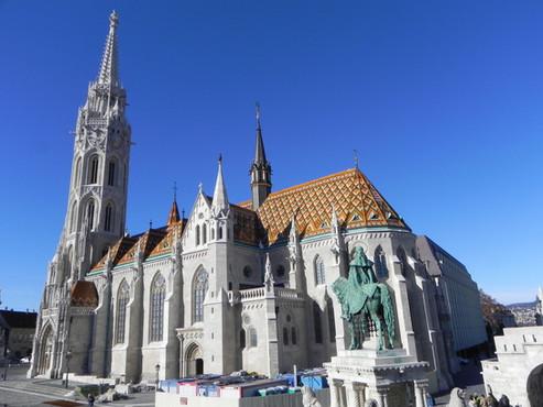 REVIEW:  Hilton Budapest