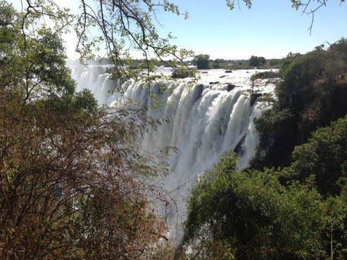 DESTINATION:  The Smoke That Thunders - A Visit To Victoria Falls