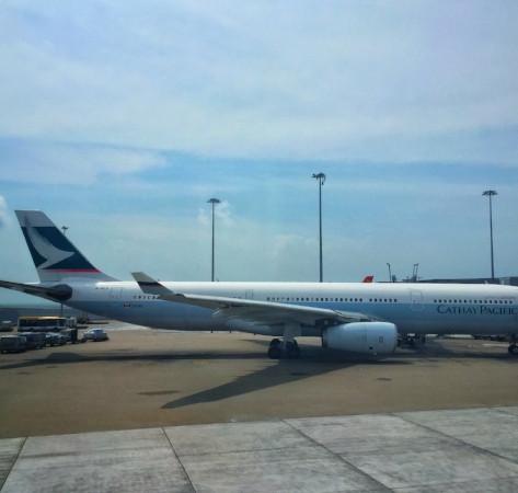 REVIEW:  Cathay Pacific Business Class Kuala Lumpur - Hong Kong