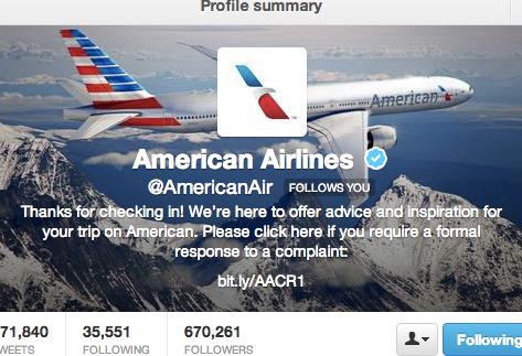 STORY:  How @AmericanAir Saved Christmas