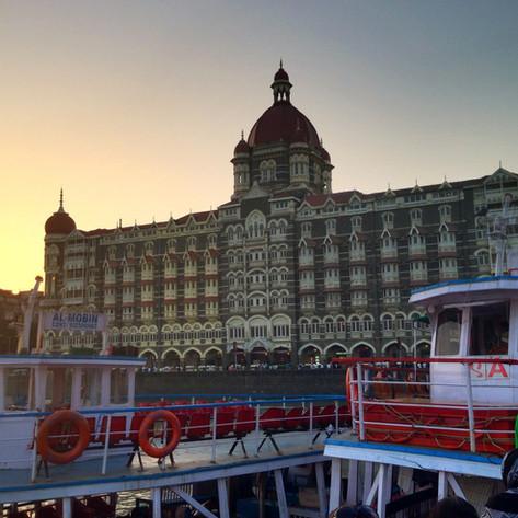 REVIEW:  Taj Mahal Palace Hotel (Mumbai, India)