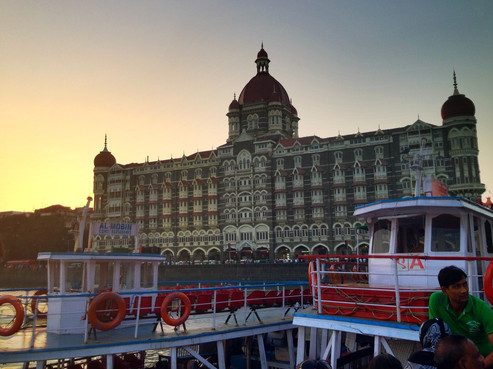 REVIEW:  Taj Mahal Palace Hotel (Mumbai, India)