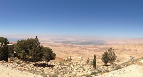 DESTINATION:  A Journey Through Jordan
