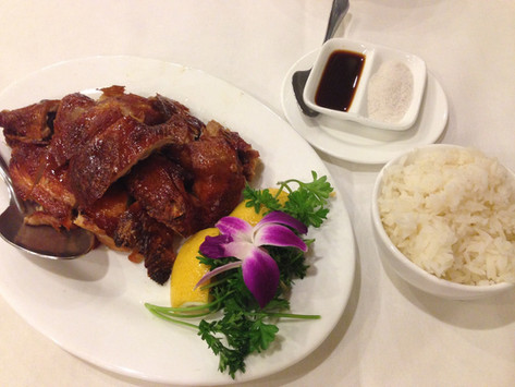 FOOD:  A Day of Dining on Oahu, Hawaii