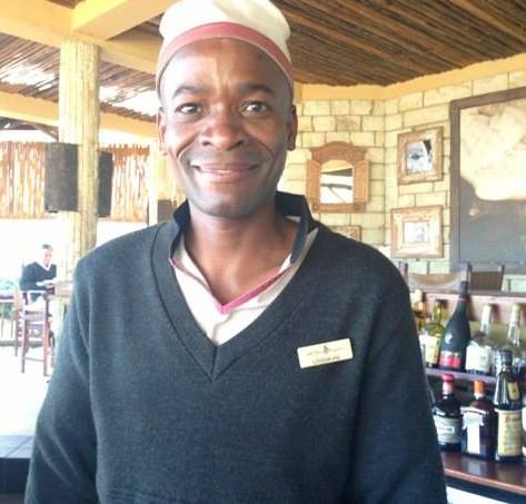 STORY:  A Bartender Named Lovemore