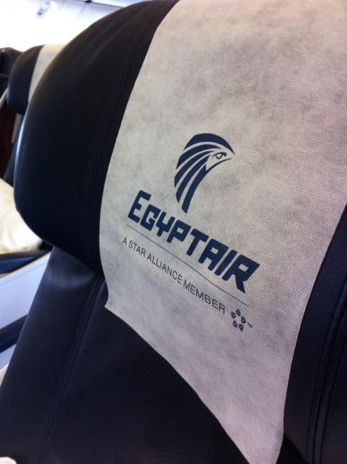 REVIEW:  EgyptAir Business Class Bangkok - Kuala Lumpur