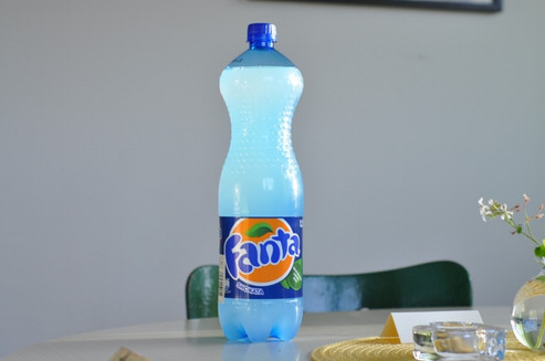 FOOD:  Junk Food World Tour - Fanta Shokata (Czech Republic)