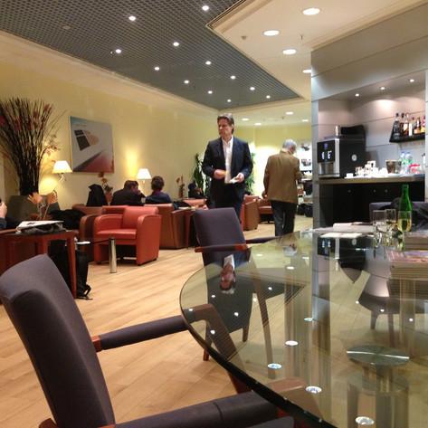 REVIEW:  AirBerlin Economy Class Frankfurt - Berlin