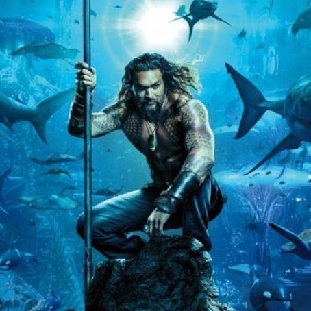 EP9 Aquaman Movie Review