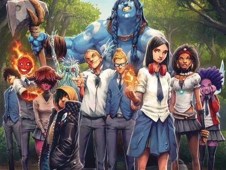 EP75 Schools & Academies in Comics