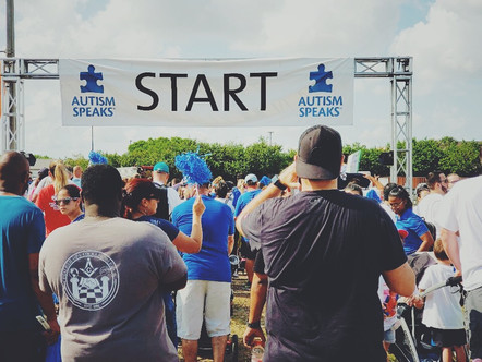 HOL 391 Breaks April Fundraising Record to Support Autism Speaks