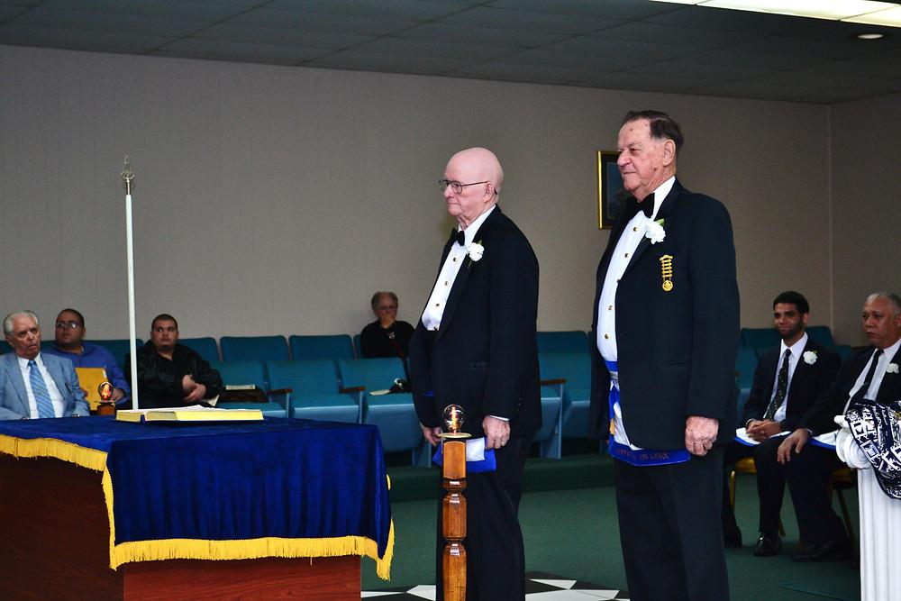 R:. W:. Futch served as Secretary of Hialeah Lodge No. 320 for 19 years