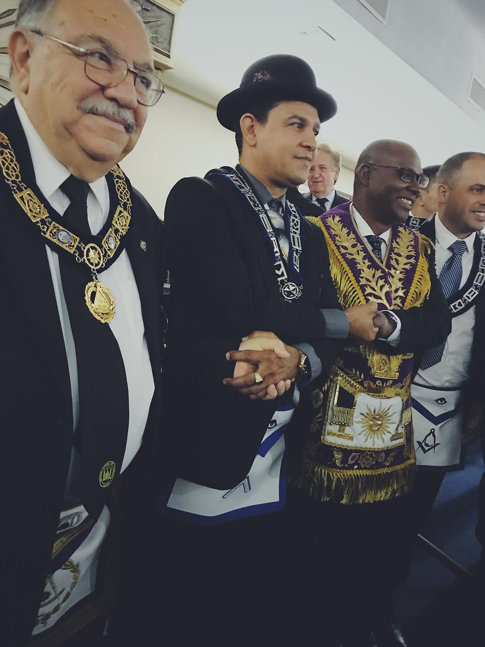 Bonds of Brotherhood between Grand Lodges of FL & Cuba